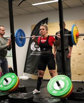 powerliften hilversum weightliften wedstrijden sportschool in het gooi