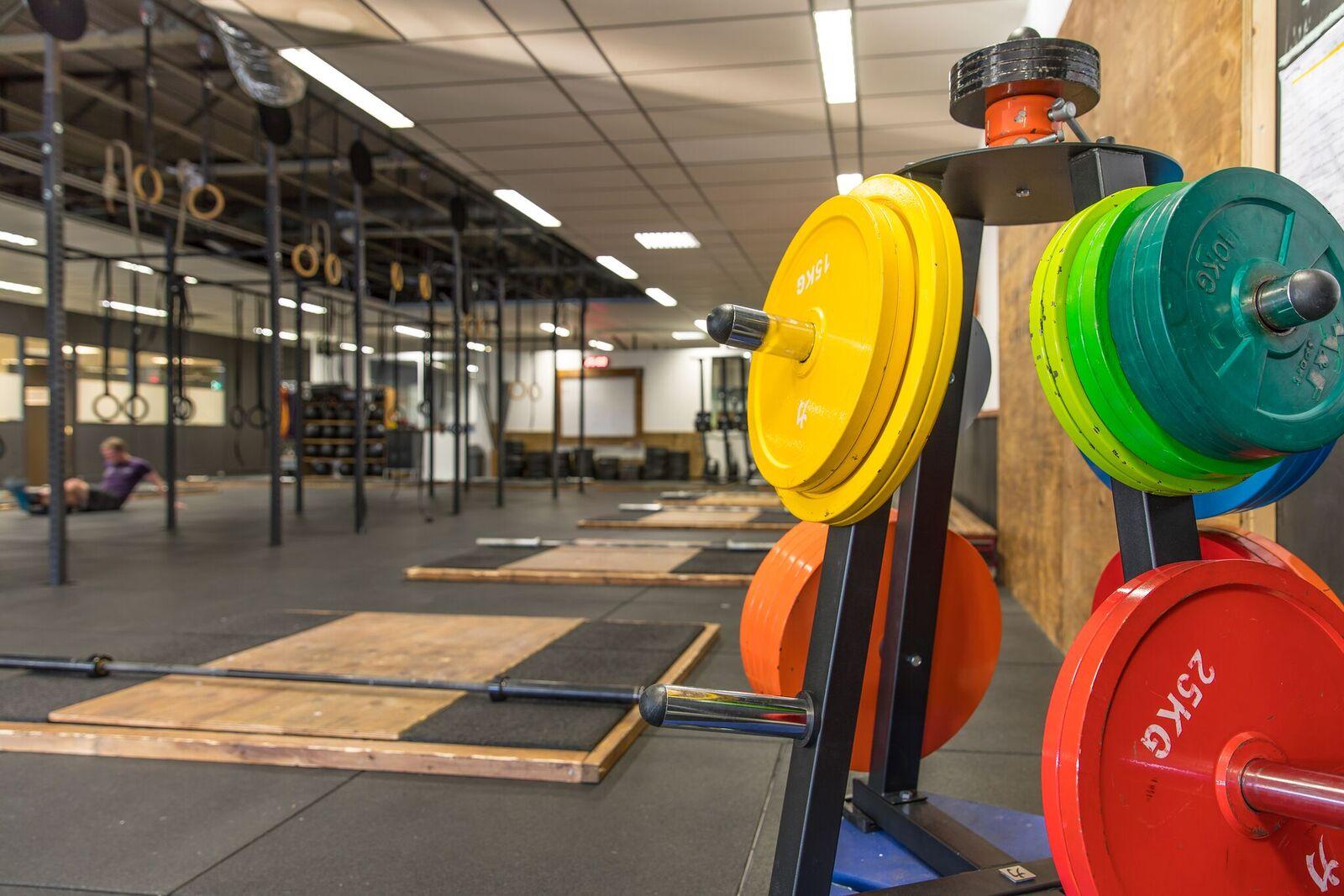 open gym zelfstandig trainen hilversum powerliften