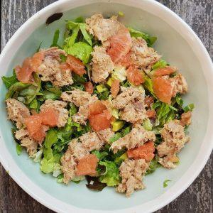 gezond recept met makreel