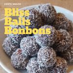 GEZONDE BONBONS BLISS BALLS