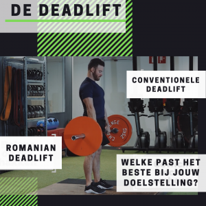 deadlift romanian conventionele deadlift