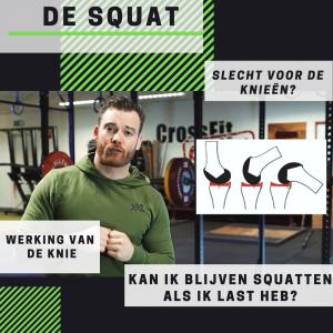 squat knieblessure
